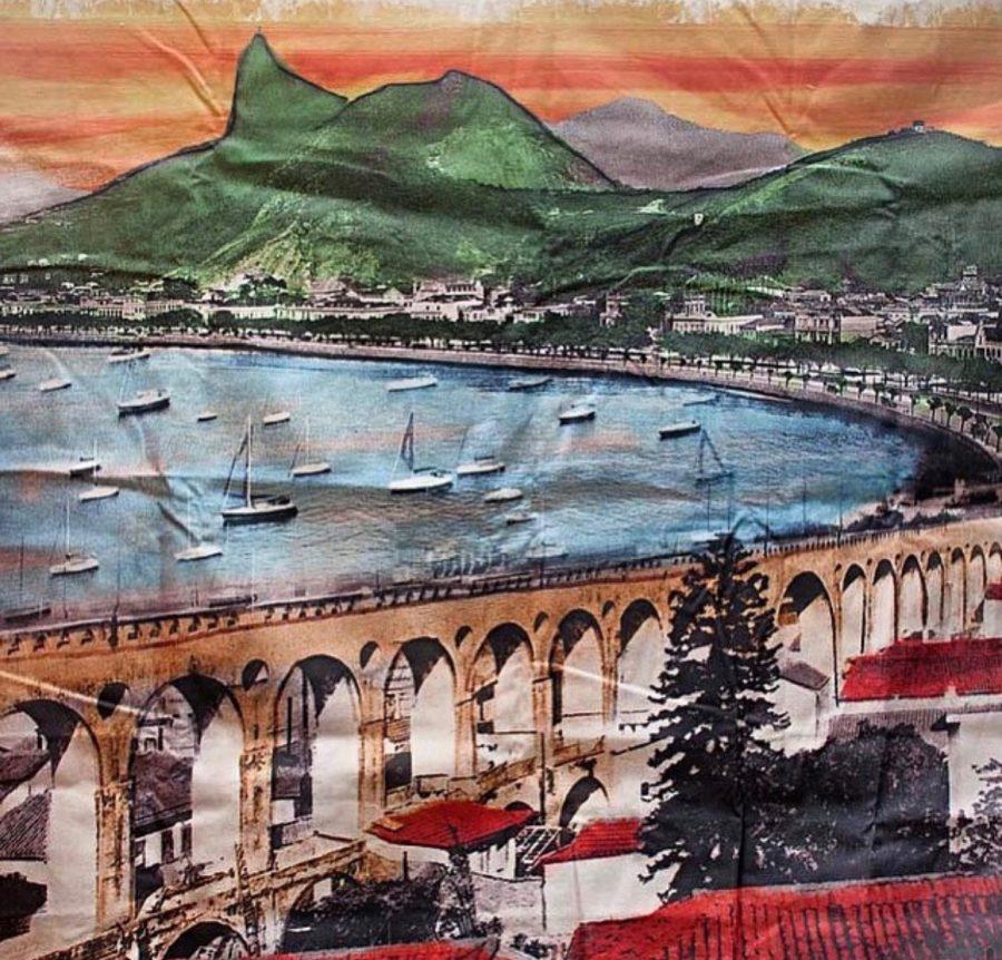 Painel de Lona - Chico Gouvea