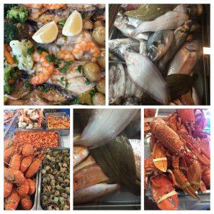 Cascais - Restaurante Mar do Inferno